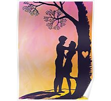 The Heart Tree Poster