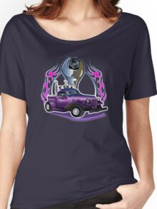 Retro Hot Rod Women's Relaxed Fit T-Shirt