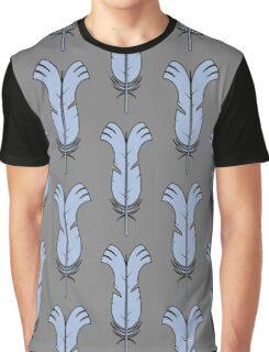 Silver Wing Graphic T-Shirt