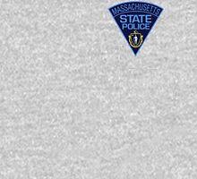 Massachusetts State Police Badge Unisex T-Shirt