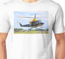 Bell 412EP Griffin HT.1 ZJ235/I G-BXBF Unisex T-Shirt