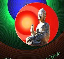 Buddha Sun by DAdeSimone