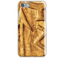 Exotic african touch iPhone Case/Skin