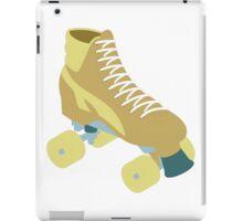 Skating shoe iPad Case/Skin