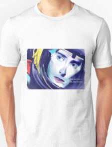 She knows Unisex T-Shirt