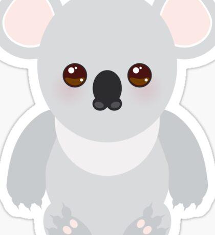 Funny koala Sticker