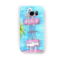 Motel Monterey Samsung Galaxy Case/Skin