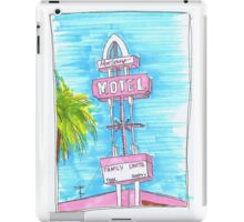 Motel Monterey iPad Case/Skin
