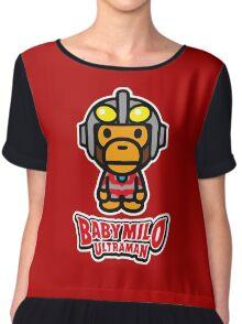 Milo Ultraman Chiffon Top