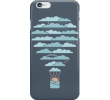 Weather Balloon iPhone Case/Skin