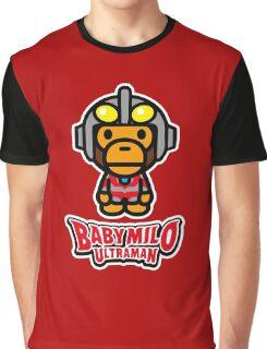 Milo Ultraman Graphic T-Shirt