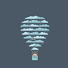 Weather Balloon by thepapercrane