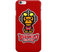 Milo Ultraman iPhone Case/Skin