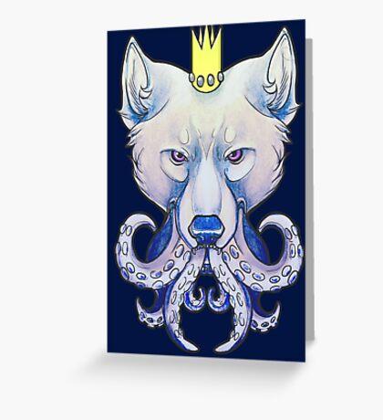 Wild Things Greeting Card