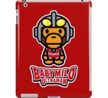 Milo Ultraman iPad Case/Skin