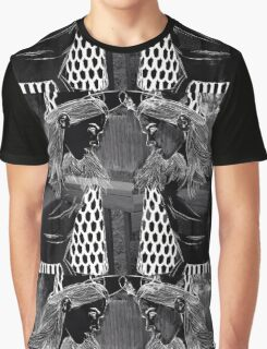 Give In To Your Darker Self Graphic T-Shirt