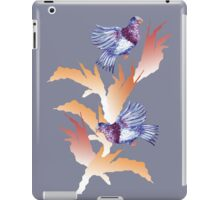 Bird Day celebrations for Vini Marina 2 iPad Case/Skin