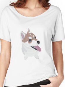 Black bull terrierBull terrier Women's Relaxed Fit T-Shirt