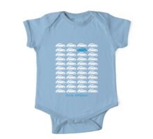 Drive different - Car (white) One Piece - Short Sleeve