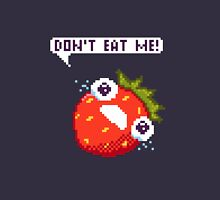 Crying Strawberry: Don't Eat Me! T-Shirt