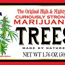 Curiously Strong Marijuana Trees  by kushcoast