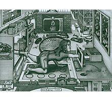 Modern Technology Photographic Print