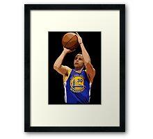 Curry Shots Framed Print