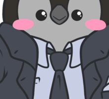 Moriarty Penguin Sticker