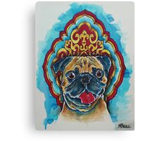 Puggy Wuggy Canvas Print