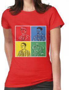 Peaky Blinders Graphic Womens Fitted T-Shirt