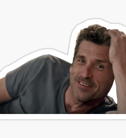 Derek Shepherd Sticker