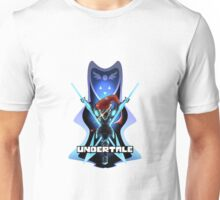 Undyne Battle Stance Merch Unisex T-Shirt