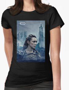 heda lexa Womens Fitted T-Shirt