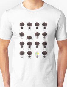 Susawatari Spirited Away Unisex T-Shirt