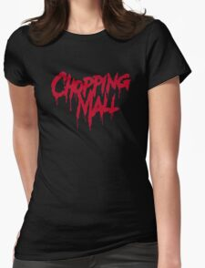 Chopping Mall Womens Fitted T-Shirt