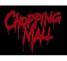Chopping Mall Photographic Print