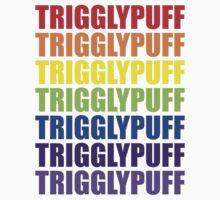 Trigglypuff (Rainbow) Kids Tee