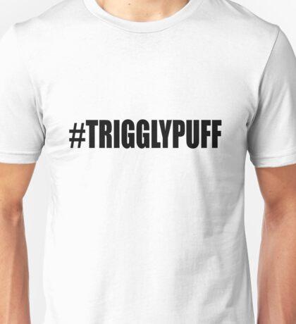 Trigglypuff (Black) Unisex T-Shirt