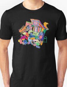 Asuka Abstract Unisex T-Shirt