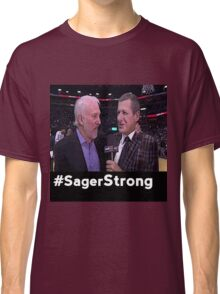 Stay Strong Sager Classic T-Shirt