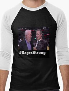 Stay Strong Sager Men's Baseball ¾ T-Shirt