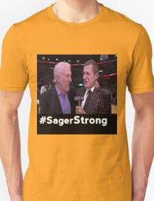 Stay Strong Sager Unisex T-Shirt