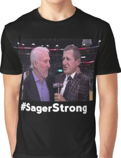 Stay Strong Sager Graphic T-Shirt