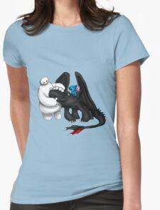 Ohana Womens Fitted T-Shirt
