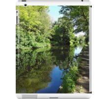 The River Thames #1 iPad Case/Skin