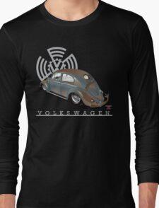 Split Window Bug Long Sleeve T-Shirt