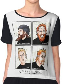 Mastotoons Chiffon Top