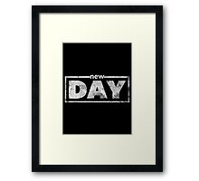 The Elite of the New Day Framed Print
