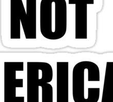 America's Sweetheart Sticker