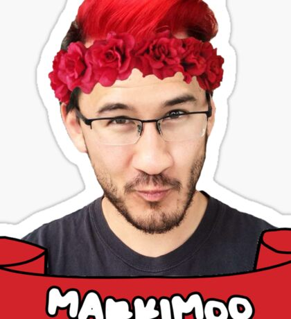 Markimoo!  Sticker